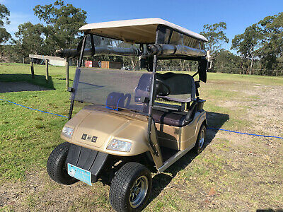 Emc Executive 2015 Golf Cart With Everything