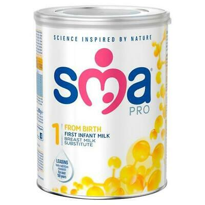 SMA PRO First Infant Milk 1 from Birth 800g