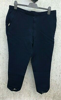 """Synthetex Exquisit * Navy Blue Stretchy Ski Pants / Trousers * 38"""" Waist *"""