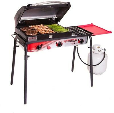 RED DEVIL PROPANE Grill Cover Carry Case Set of 2 Portable ...