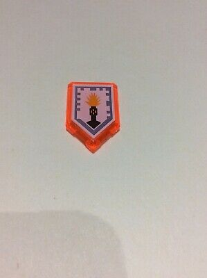 Lego Nexo Knights Shield And Holder Spare Parts Brand New In Bag x12