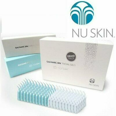 Nu Skin Galvanic Spa System®  / 24 Gels With Ageloc ®   Exp.05.2022