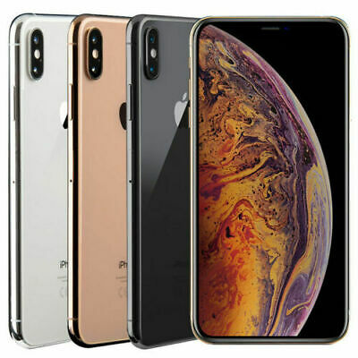 Apple iPhone XS A1920 64GB  GSM/CDMA Factory Unlocked  Space Gray Grade A