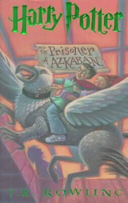 Harry Potter and the Prisoner of Azkaban by J K Rowling 9780786222742