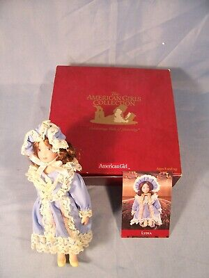 American Girl Nellie's Retired Doll Lydia Trading Card Retired Excellent
