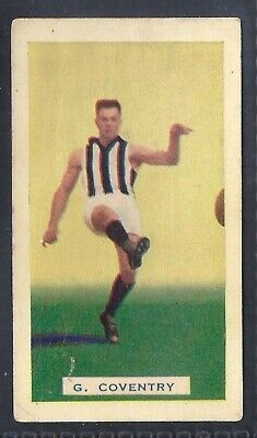 Hoadleys-Victorian Football Ers (Action)-Aussie Rules-#048- Collingwood