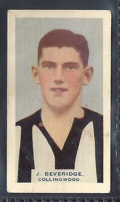 Hoadleys-Victorian Football Ers (Heads 1-50)-Aussie Rules-#022- Collingwood