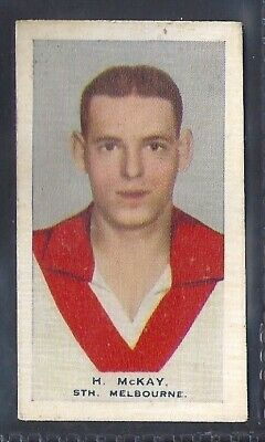 Hoadleys-Victorian Football Ers (Heads 1-50)-Aussie Rules-#033- South Melbourne