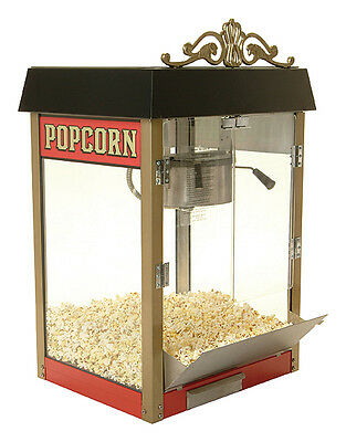 Popcorn Machine Popper Benchmark Street Vendor 4 11040
