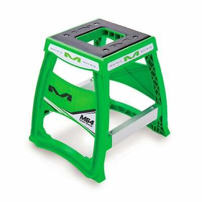 Matrix M64 Elite MX Motocross Bike Stand - Green