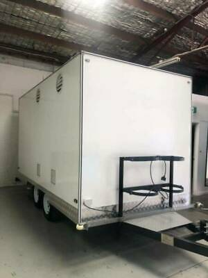4m food box trailer/van/cart/truck/kiosk/caravan/scooter/booth