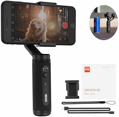 Zhiyun Smooth Q2 3 Axis Handheld Gimbal Stabilizer for iPhone 11 Pro Smartphone