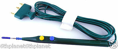 Neutralect 2666/S/M Electrosurgical Diathermy Pencil. Sterile Individual LAST 49