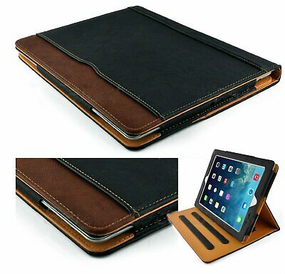 "iPad Case 7th Gen 10.2"" 2019 Leather Smart Cover Wallet Sleep Wake For Apple"