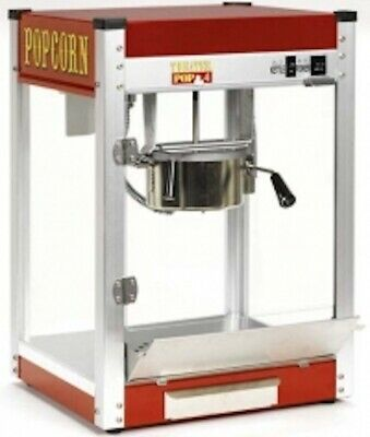Commercial 4 Oz Popcorn Machine Theater Popper Tp-4 #1104210