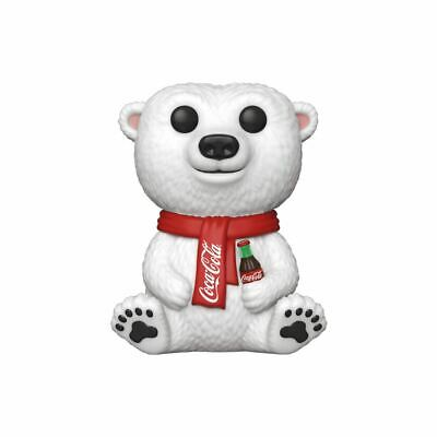 Funko POP! Coca-Cola: Coca-Cola Polar Bear - Stylized Vinyl Figure 58