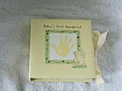 Baby's First Keepsake Handprint Kit