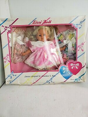 Baby Lissi Dolls Girl 1986 Two Hearts collection!! #5 3Z5