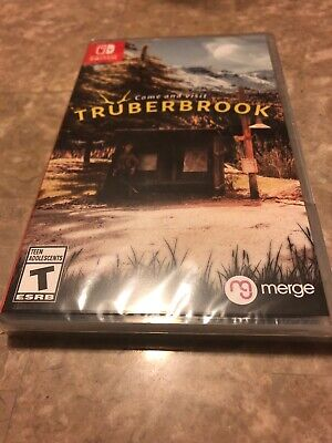 Truberbrook for Nintendo Switch BRAND NEW