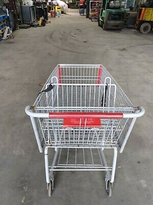 Steel Shopping cart's