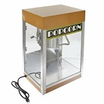 POPCORN MACHINE POPPER PREMIERE 6oz 11068 by Benchmark