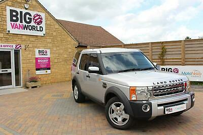 2005 Land Rover Discovery 3 Tdv6 188 S Auto Estate Diesel