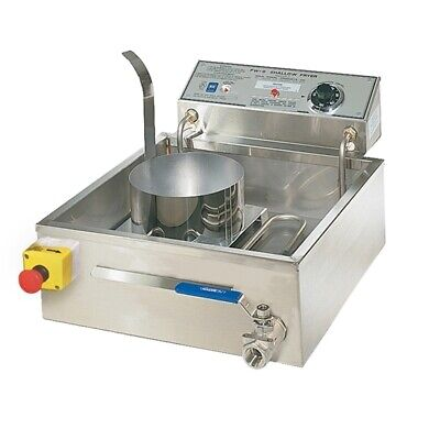 Funnel Cake Deep Fryer Machine Maker 8049D FW-9 Gold Medal