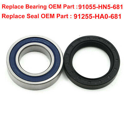 Honda 350 Rancher TE ES FE FM 4x4 2x4 AT Rear Left Side Oil Seal 91255-HA0-681
