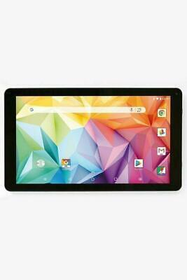 """10.1"""" Tablet Computer Android 8 Quad Core 16GB Bluetooth Black Rose Gold Silver"""