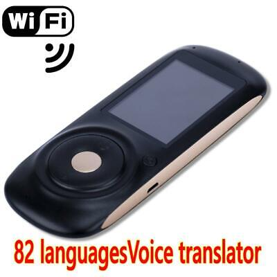 Voice translator 82 Languages English Japanese Korean French Russian German