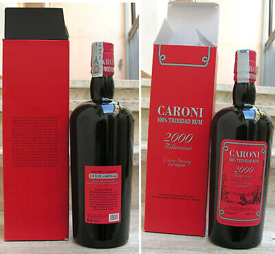 Caroni 2000 Extra Strong - 120 proof - 150 cl