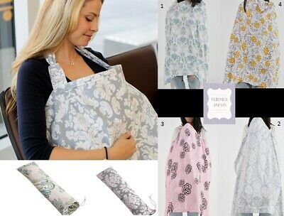 Baby Maternity Breastfeeding Cover Nursing Apron Cotton Blanket Comfort Quality