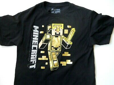 Minecraft Boys T-Shirt Squid New Officially Licensed Mojang Jinx