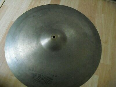"""22"""" Sabian AA Cymbal 3130g thinner lathing, likely a Medium Ride"""