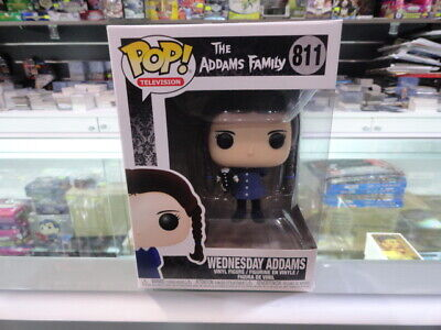 Funko Pop Wednesday Addams The Addams Family 811