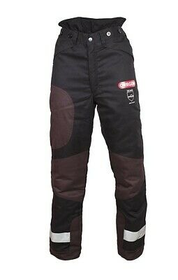 Oregon 295453/M Yukon+ Type A Class 1 (20 m/s) Chainsaw Protective Trousers,...