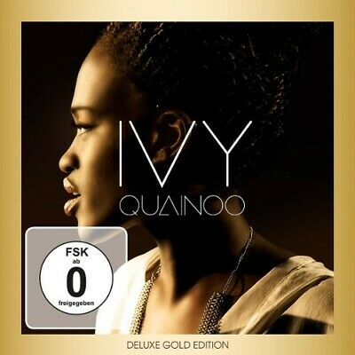 Ivy Quainoo - Ivy (Deluxe Gold Edition inkl. 3 Bonustracks + 2 Videos)