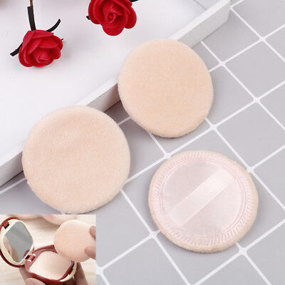 3PCS soft facial beauty sponge puff pads face foundation cosmetic tool JC~GN