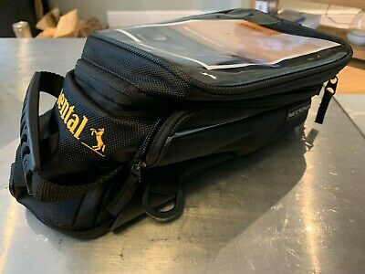 Continental Tyres Nelson-Rigg Motorcycle/Motorbike Adventure Tank Bag
