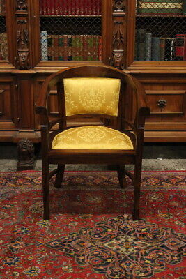 Beautiful Armchair Padded/Small Armchair/Period First half of 900