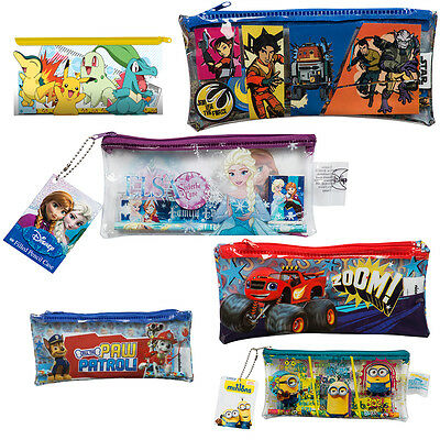 Hotweels Soy Luna Frozen Star Wars Minions Transformers Gol Owl Horse Federtasch