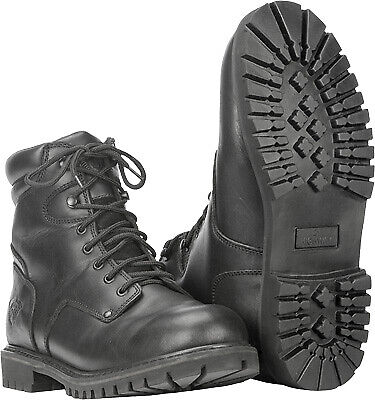 HIGHWAY 21 RPM Lace-Up Boots