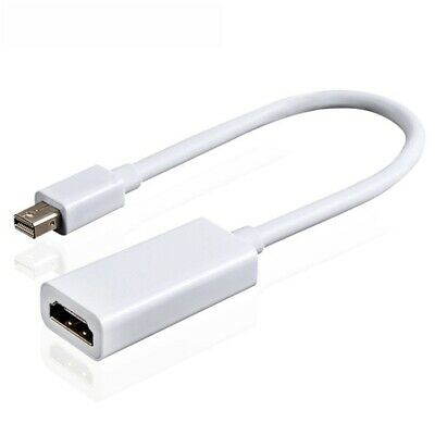 Female Mini DP To HDMI Cable Display Port Adapter Converter For Macbook Pro Air