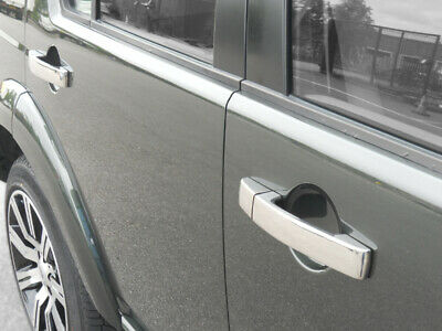 Stainless Steel Door Handle Cover for Landrover Discovery 3 05-09
