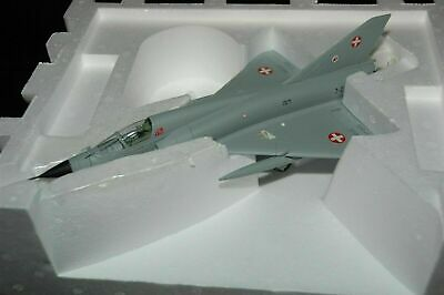FRANKLIN MINT / Armour 1:48 Mirage IIIC  - Swiss AF B11E369