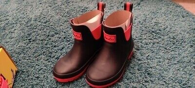 Joules Infant Girls Wellies Size 9 *NEW, WITH TAGS, BOXED*