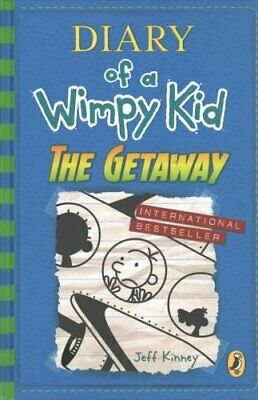 Diary of a Wimpy Kid: The Getaway (Book 12) by Jeff Kinney 9780141376677