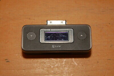 Microsoft Zune FM Radio Wireless Receiver Unit Adapter, Model 1100