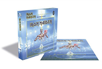 Iron Maiden-Seventh Son Of A Seventh Son (500 Piece Jigsaw Puzzle) New