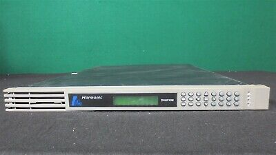 Harmonic Divicom MV50 VBR Video Processor Encoder